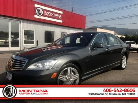 2012 Mercedes-Benz S550 4MATIC in