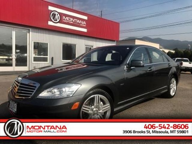 2012 Mercedes-Benz S550 4MATIC