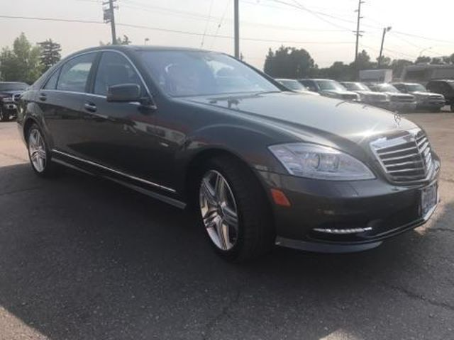 2012 Mercedes-Benz S550 4MATIC in Missoula, MT 59801