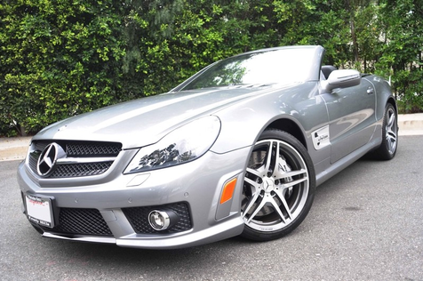 2012 Mercedes-Benz SL63 AMG, ONLY 7600 MILES! in , California