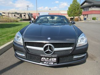 2012 Mercedes-Benz SLK 250 Roadster Bend, Oregon 4