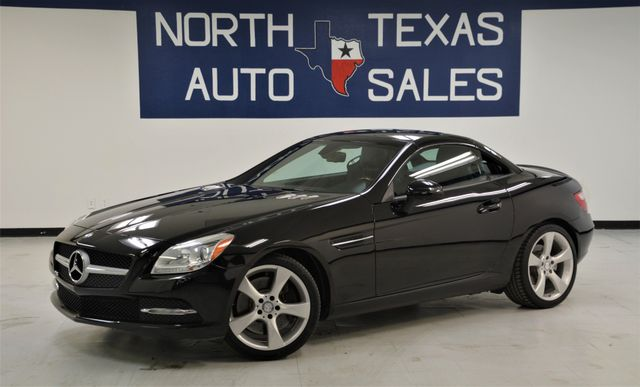 2012 Mercedes-Benz SLK 350 in Dallas, TX 75247
