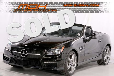 2012 Mercedes-Benz SLK 55 AMG - VERY RARE - 415hp in Los Angeles