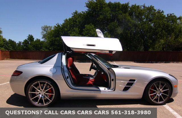2012 Mercedes-Benz SLS AMG DESIGNO GULLWING in West Palm Beach, Florida 33411