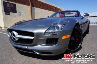 2012 Mercedes-Benz SLS AMG Roadster Convertible | MESA, AZ | JBA MOTORS in Mesa AZ