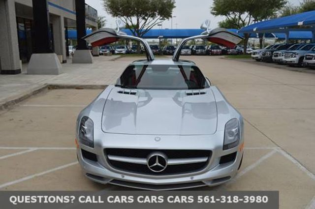 2012 Mercedes-Benz SLS AMG DESIGNO GULLWING