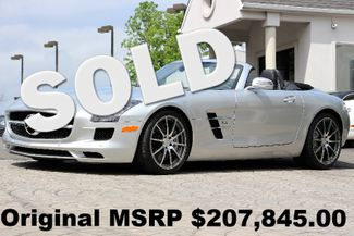 2012 Mercedes-Benz SLS-Class SLS AMG Roadster in Alexandria VA