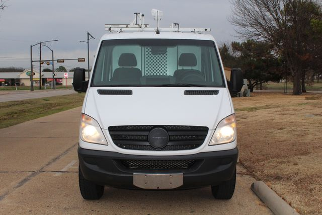 2012 Mercedes-Benz Sprinter 2500 Cargo Contractor Service Van  W/ Ladder Racks - Diesel Irving, Texas 2