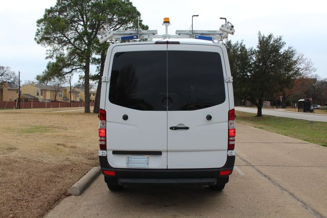 2012 Mercedes-Benz Sprinter 2500 Cargo Contractor Service Van  W/ Up-Fit Package & Ladder Racks Irving, Texas 19