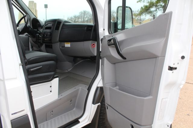 2012 Mercedes-Benz Sprinter 2500 Cargo Contractor Service Van  W/ Up-Fit Package & Ladder Racks Irving, Texas 31