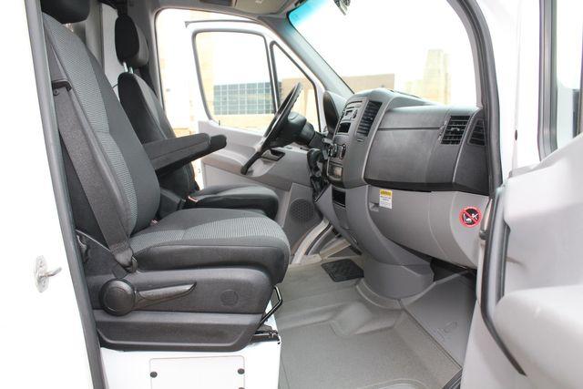 2012 Mercedes-Benz Sprinter 2500 Cargo Contractor Service Van  W/ Ladder Racks - Diesel Irving, Texas 33