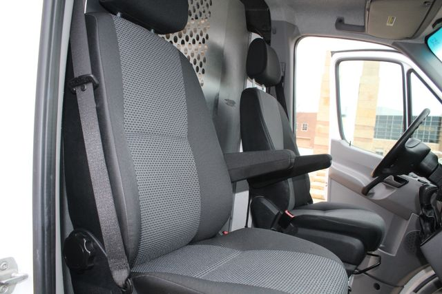2012 Mercedes-Benz Sprinter 2500 Cargo Contractor Service Van  W/ Up-Fit Package & Ladder Racks Irving, Texas 37