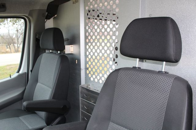 2012 Mercedes-Benz Sprinter 2500 Cargo Contractor Service Van  W/ Ladder Racks - Diesel Irving, Texas 43