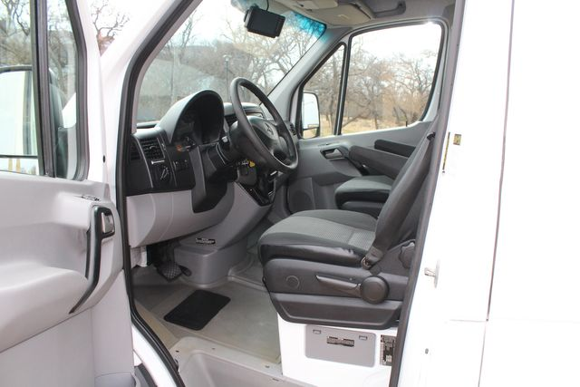 2012 Mercedes-Benz Sprinter 2500 Cargo Contractor Service Van  W/ Ladder Racks - Diesel Irving, Texas 47