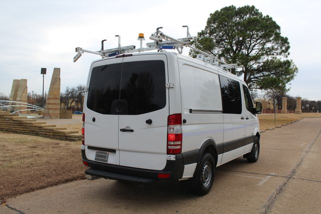 2012 Mercedes-Benz Sprinter 2500 Cargo Contractor Service Van  W/ Ladder Racks - Diesel Irving, Texas 6