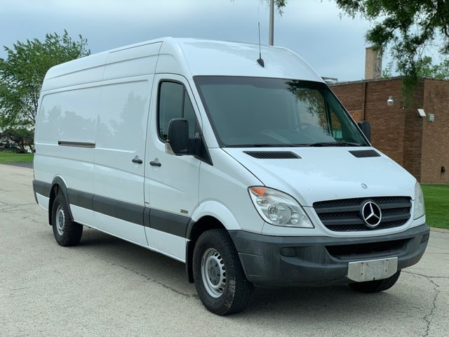 2012 Mercedes-Benz Sprinter Cargo Vans Chicago, Illinois 0