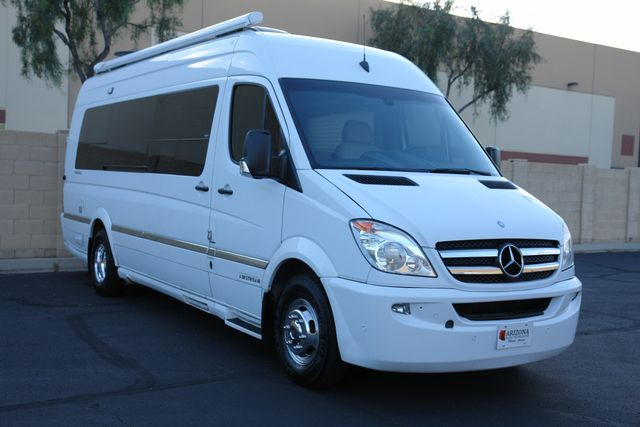2012 Mercedes-Benz Airstream  EXT Phoenix, AZ 9