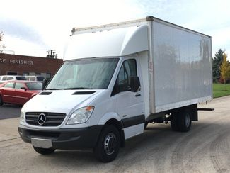 2012 Mercedes-Benz Sprinter Chassis-Cabs Chicago, Illinois
