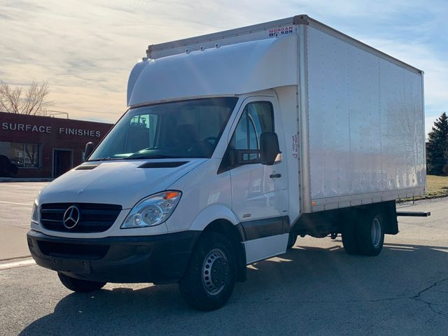 2012 Mercedes-Benz Sprinter Chassis-Cabs Chicago, Illinois 1