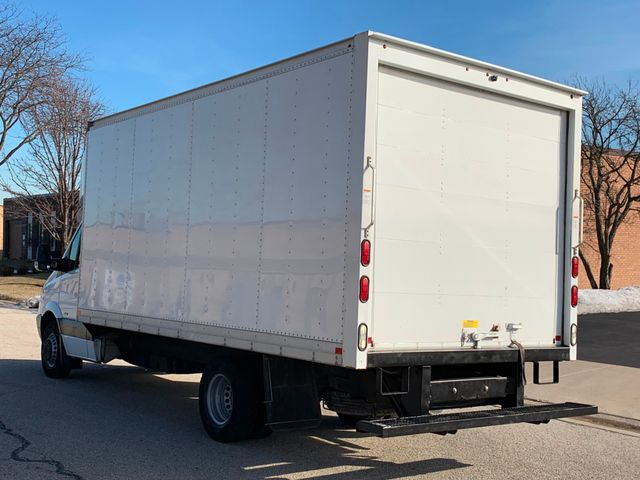 2012 Mercedes-Benz Sprinter Chassis-Cabs Chicago, Illinois 4
