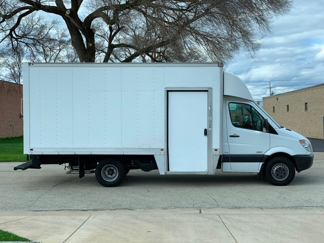 2012 Mercedes-Benz Sprinter Chassis-Cabs Chicago, Illinois 2
