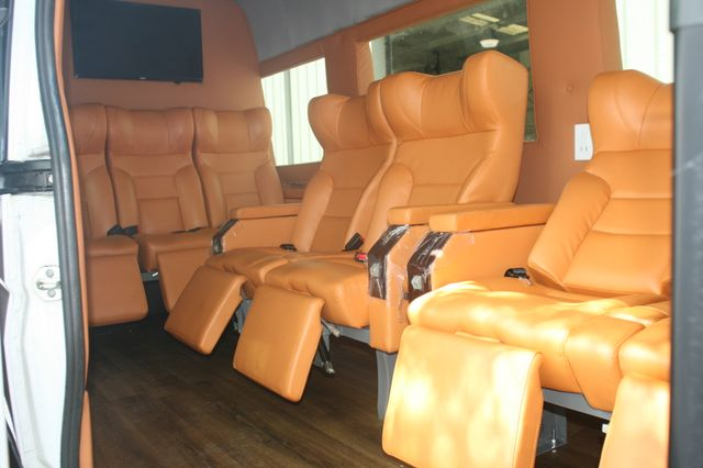 2012 Mercedes-Benz Sprinter Custom Houston, Texas 12