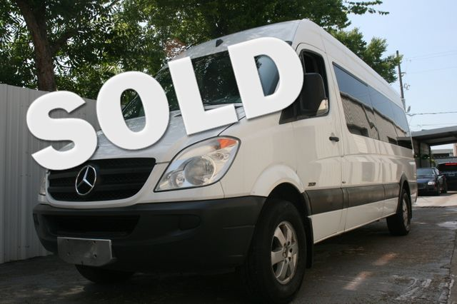 2012 Mercedes-Benz Sprinter Passenger Vans Custom Houston, Texas 0