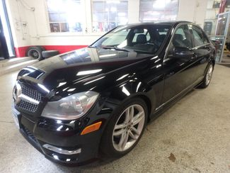 2012 Mercedes C-300 4-MATIC. SERVICED,  FLAWLESS, GREAT COMMUTER Saint Louis Park, MN 8