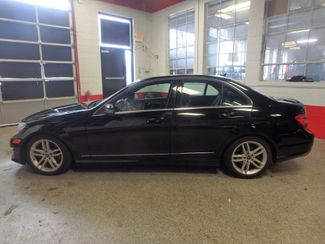 2012 Mercedes C-300 4-MATIC. SERVICED,  FLAWLESS, GREAT COMMUTER Saint Louis Park, MN 9