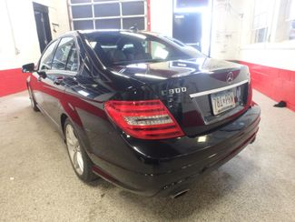 2012 Mercedes C-300 4-MATIC. SERVICED,  FLAWLESS, GREAT COMMUTER Saint Louis Park, MN 10