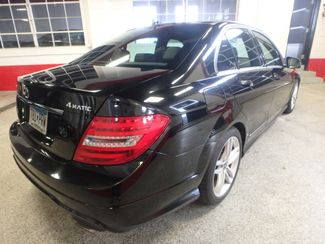 2012 Mercedes C-300 4-MATIC. SERVICED,  FLAWLESS, GREAT COMMUTER Saint Louis Park, MN 11