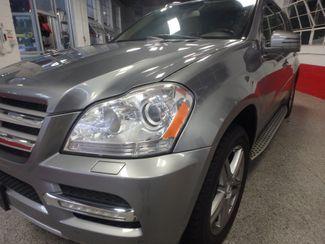 2012 Mercedes Gl450, 3rd Row DVD, B/U CAM, ALL WHEEL DRIVE. READY!~ Saint Louis Park, MN 29