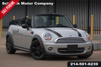 2012 Mini Convertible in Plano, TX 75093
