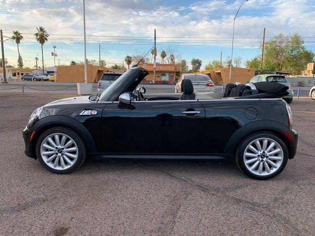 2012 Mini COOPER S Convertible 3 MONTH/3,000 MILE NATIONAL POWERTRAIN WARRANTY Mesa, Arizona 1