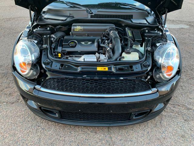 2012 Mini COOPER S Convertible 3 MONTH/3,000 MILE NATIONAL POWERTRAIN WARRANTY Mesa, Arizona 17