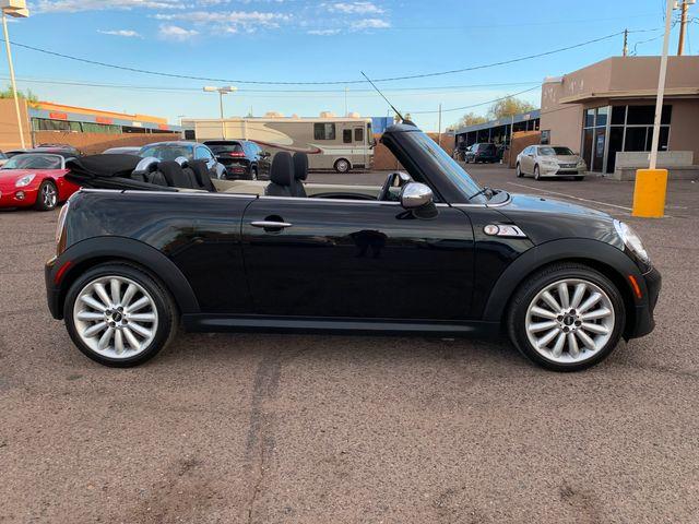 2012 Mini COOPER S Convertible 3 MONTH/3,000 MILE NATIONAL POWERTRAIN WARRANTY Mesa, Arizona 5