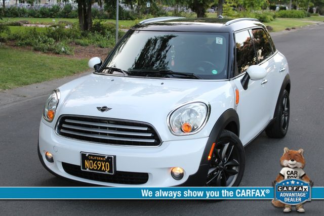2012 Mini COUNTRY MAN AUTOMATIC LEATHER SERVICE RECORDS XLNT CONDITION