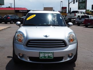 2012 Mini Countryman Base Englewood, CO 1