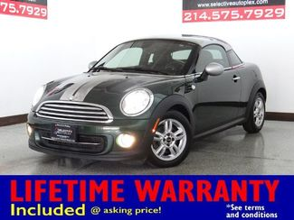 2012 Mini Coupe NAV, LEATHER SEATS, HEATED FRONT SEATS in Carrollton, TX 75006