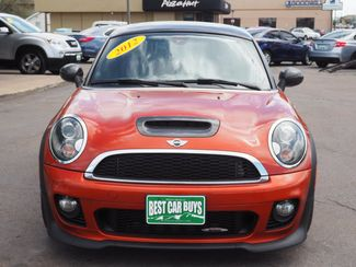 2012 Mini Coupe John Cooper Works Englewood, CO 1