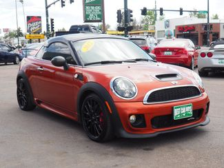 2012 Mini Coupe John Cooper Works Englewood, CO 2