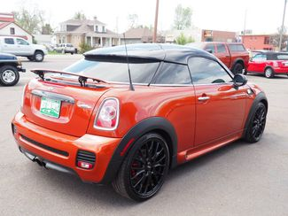 2012 Mini Coupe John Cooper Works Englewood, CO 5