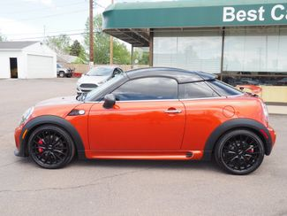 2012 Mini Coupe John Cooper Works Englewood, CO 8