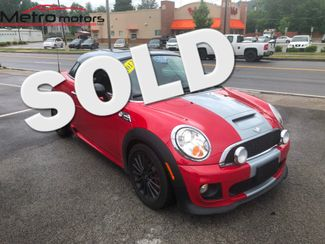2012 Mini Coupe John Cooper Works Knoxville , Tennessee