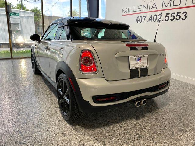 2012 Mini Coupe S Longwood, FL 3