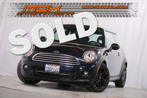 2012 Mini Hardtop - Leather - Only 41K miles in Los Angeles