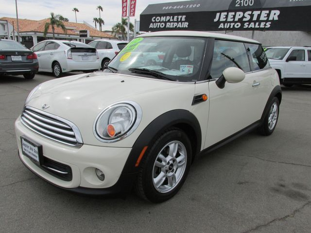 2012 Mini Hardtop Coupe