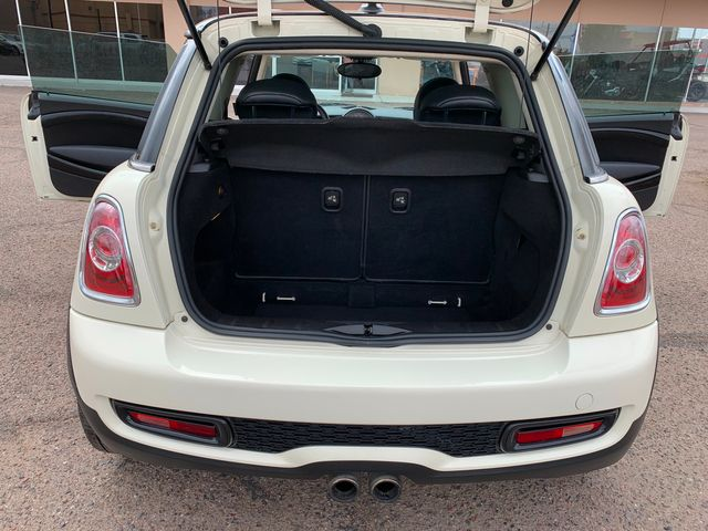 2012 Mini Hardtop S 6SP MANUAL 3 MONTH/3,000 MILE NATIONAL POWERTRAIN WARRANTY Mesa, Arizona 11