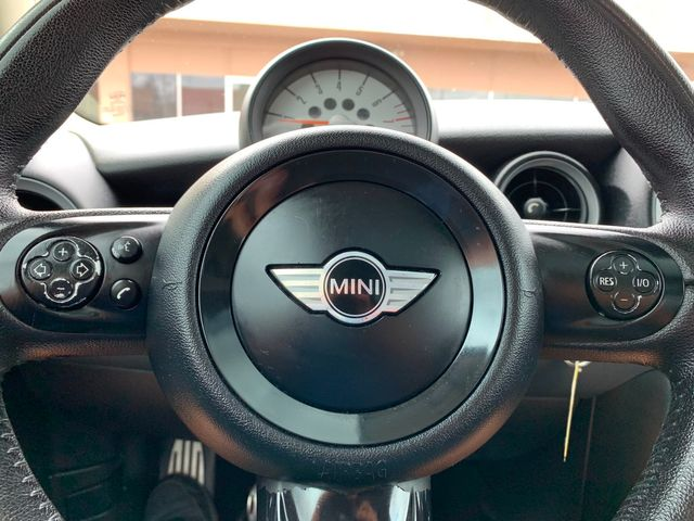 2012 Mini Hardtop S 6SP MANUAL 3 MONTH/3,000 MILE NATIONAL POWERTRAIN WARRANTY Mesa, Arizona 15