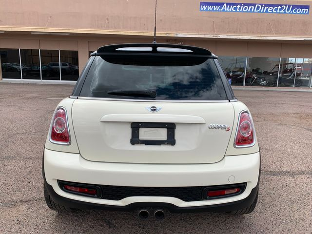2012 Mini Hardtop S 6SP MANUAL 3 MONTH/3,000 MILE NATIONAL POWERTRAIN WARRANTY Mesa, Arizona 3